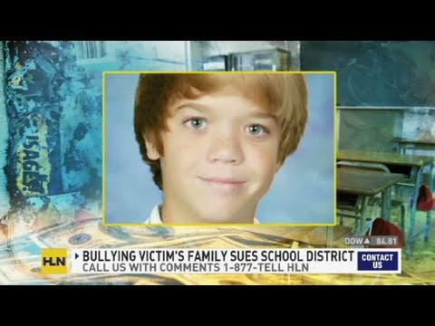 CNN: Son's suicide prompts bullying lawsuit - YouTube