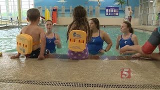 Charity Offers Free Swimming Lessons To Kids