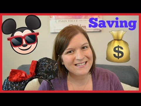 SAVING FOR DISNEY!! + VACATION BUDGET FOR WDW! | beingmommywithstyle