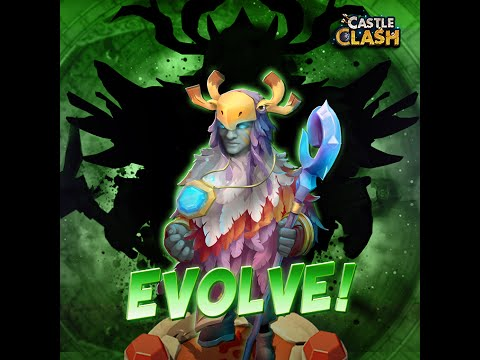 Castle Clash Sneak Peek! Hero Evolution!