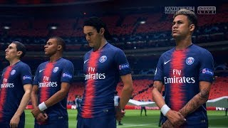 FIFA 19 | PSG VS Juventus | Xbox One X | Gameplay