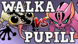 WALKA PUPILI! SIORB VS LILARYŚ - SHAKES AND FIDGET #148