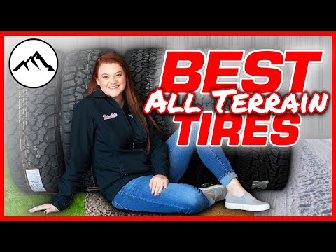 The 5 Best All Terrain Tires of 2019