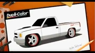 Dupli-Color GMC Truck – Paint Shop Part 1