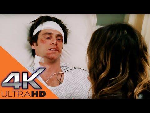 Брюс очнулся в больнице после автокатастрофы ★ Брюс всемогущий (2003)