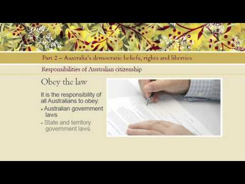 Australian Citizenship History And Testable Questions