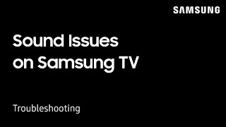 Troubleshooting: Samsung TV Won't Turn On