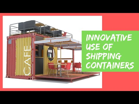 Shipping Containers Uses: 26 Innovative Ways to Use Shipping Container