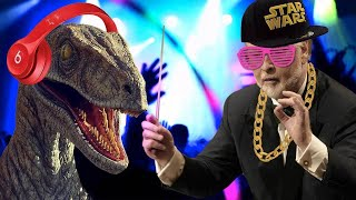 The Problem with Modern Remixes of Star Wars and Jurassic Park Music - Up At Noon!