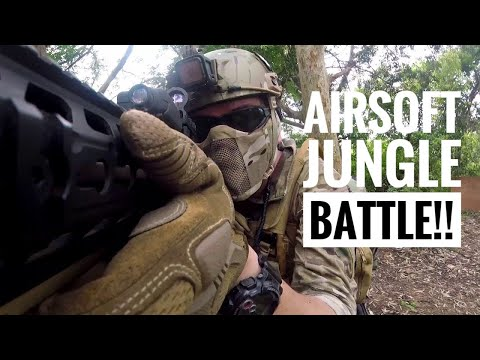 {@Airsoft Anonymous} Durban Game 02 Dec 2017 with 1LMSA