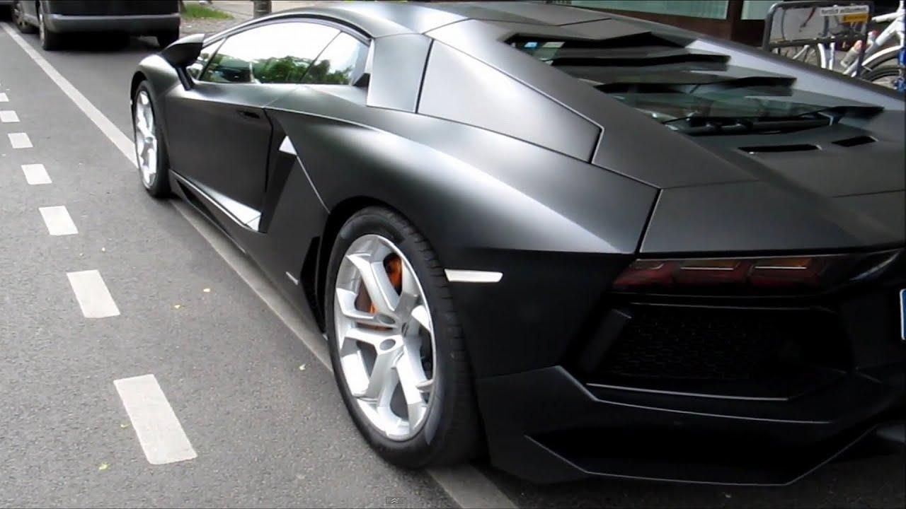 Lamborghini Aventador Lp700 4 Start Up Acceleration
