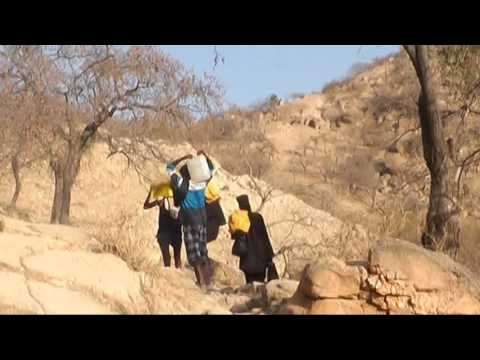 Eritrea Reise Gedam Tsaeda Emba ገዳም ጻዕዳ እምባ Tekle Haile Solar afropa 2016