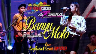Banyu Moto - Levy & Senukk   ARSEKA Music   De'Tjolomadoe X Aeromax Production   (Vlog Cam)