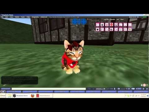 A.I.Friends Tutorial - The ULTIMATE SL Pet! Demo Tutorial Part 2