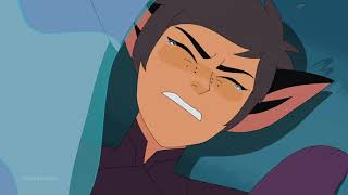 Catra straight up not having a good time for 13 minutes