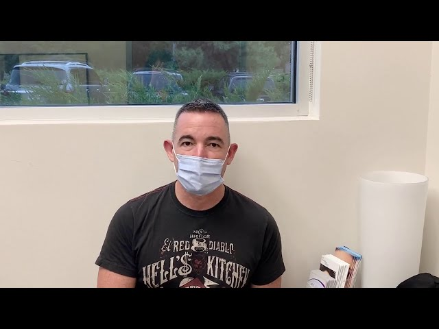 Dallas FUE Hair Transplant Testimonial One Day Out