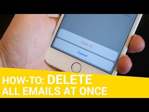 How-To: Delete, Move, or Flag All Emails at Once