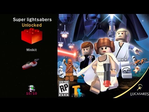 Lego Star Wars - A New Hope, Mos Eisley Spaceport [Free-play]