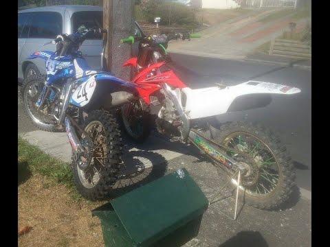 Go Pro Dirt Bike Wheelies Vs Tas Police