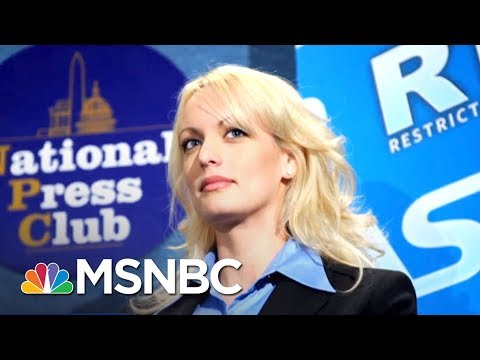 President Donald Trump Lawyer Accused Of Paying Adult Film Actor For Silence | AM Joy | MSNBC
