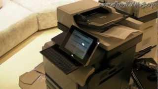 HP LaserJet Enterprise 500 M575 & M525 - Presentazione ufficiale