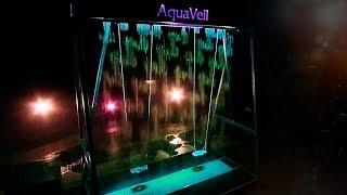 НОВИНКА Готовый бизнес Непромокаемые качели с графическим водопадом