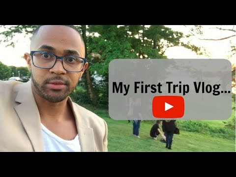 My First Trip Vlog | Cincinnati, OH
