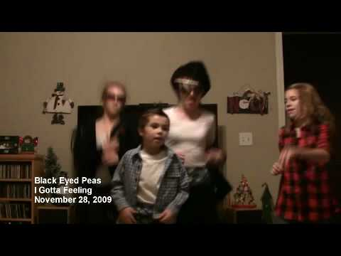 2009-11-28 Music Video to Black Eyed Peas - I Gotta Feeling.mp4