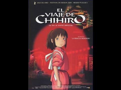 EL VIAJE DE CHIHIRO - Tráiler Español from YouTube · Duration:  1 minutes 39 seconds