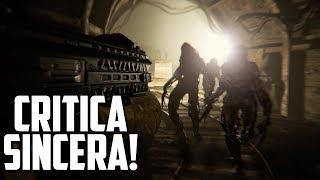"MINHA CRITICA SINCERA SOBRE A DLC ""NOT A HERO"" DE RESIDENT EVIL 7"