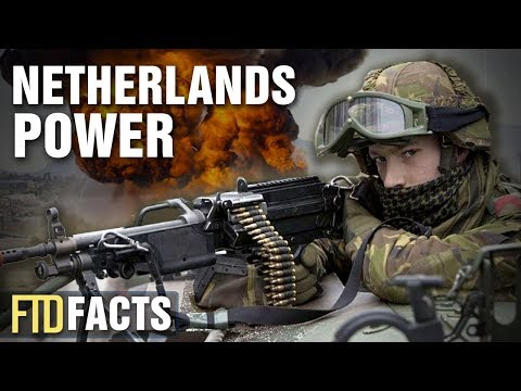How Much Power Does The Netherlands Have?