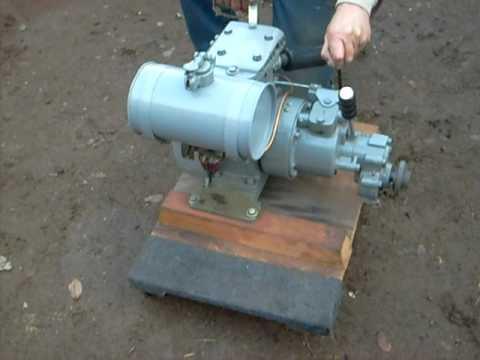 Briggs & stratton marine model A with transmission