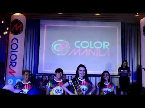 Color Manila run Media Launch- ASTIG.PH