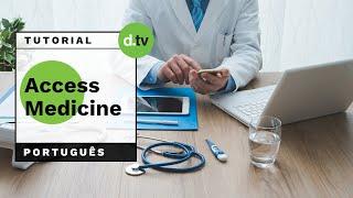 DOTLIB - MGH AccessMedicine (Português) - Tutorial