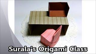 Origami - Desk, Chair, Bookshe…