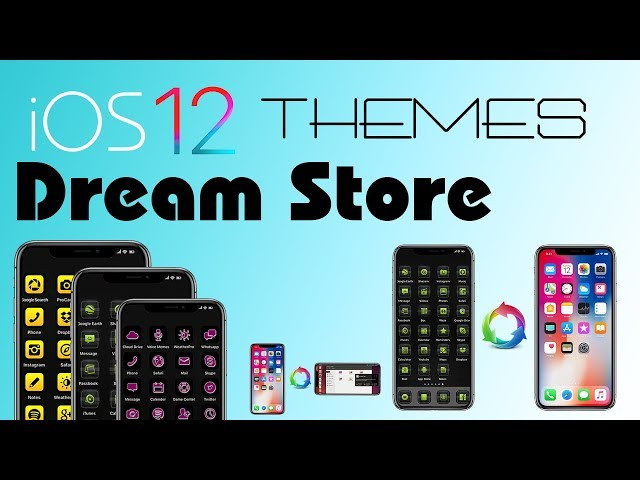 Dream store [upgraded for iOS 13]