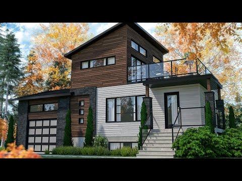 140 Modern Contemporary Exterior House Design Ideas 2020 Front Elevation Interior Decor Designs Youtube