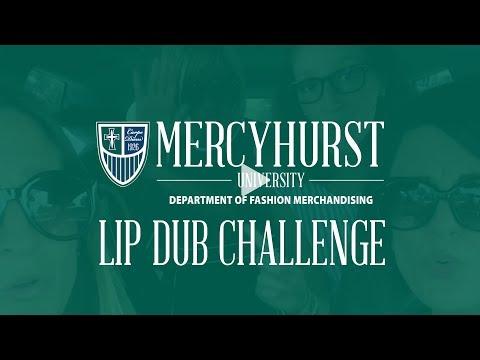 Mercyhurst University Fashion Merchandising Lip Sync Challenge