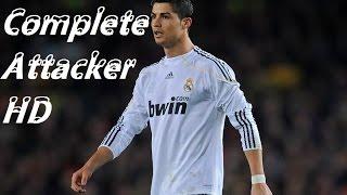 Cristiano Ronaldo ● Complete Attacker 2010 HD