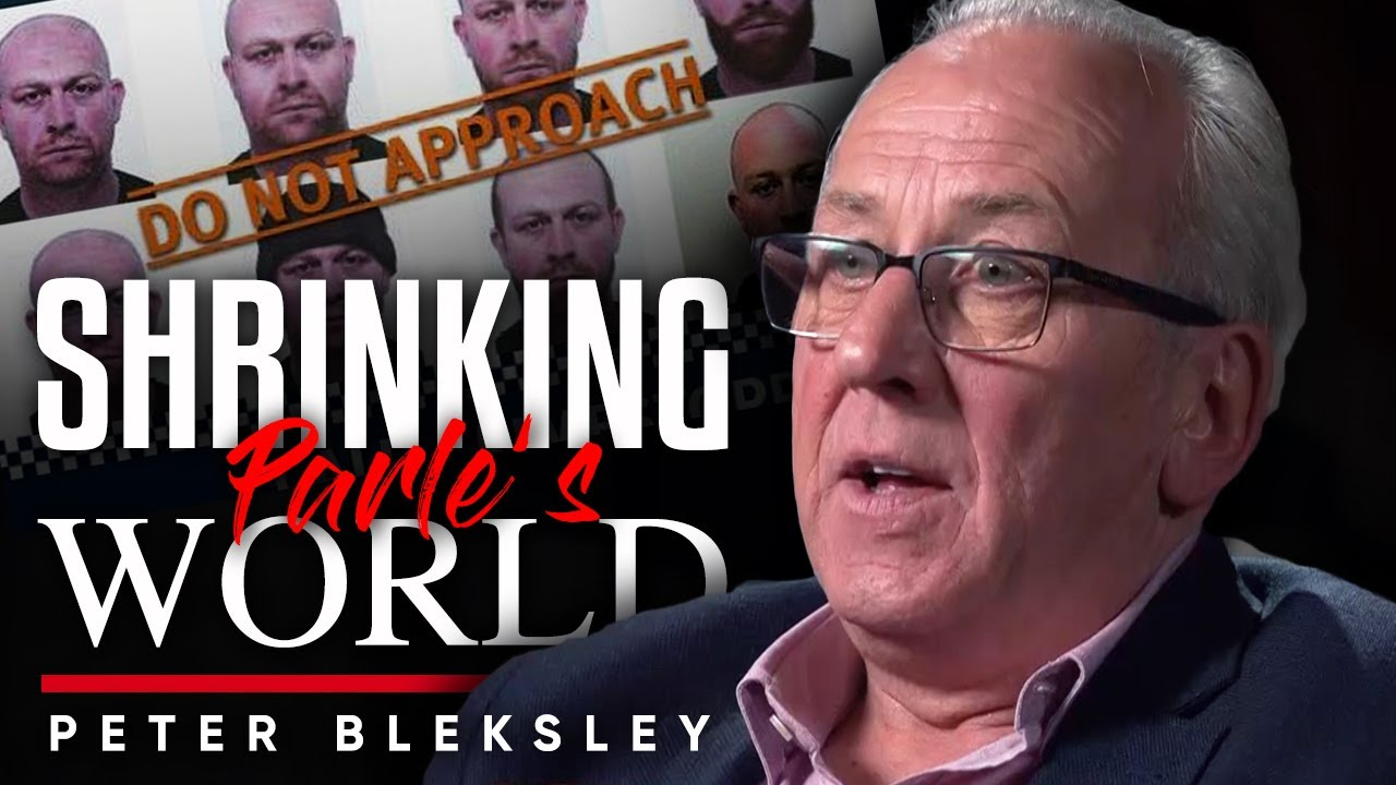 SHRINKING PARLE'S WORLD: How I Am Going To Tighten My Grip On Kevin Parle - Peter Bleksley