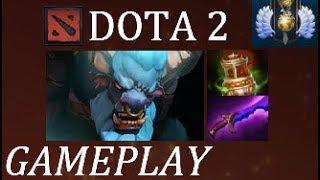 Dota 2 ROAMING 17%! Spirit Breaker Ranked Gameplay Commentary