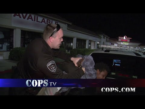 Download Youtube: The Contortionist, Officer Andrew Hackett, COPS TV SHOW