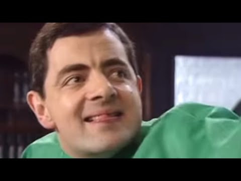 Hair by Mr. Bean of London | Full Episode | Mr. Bean Officia