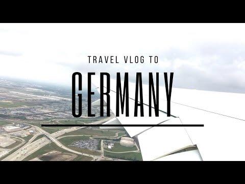 TRAVEL VLOG TO GERMANY | GERMAN HOUSE TOUR | BIRKENSTOCK OUTLET