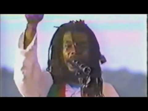 Peter Tosh - Bush Doctor - Montego Bay, Jamaica1982-11-27Jamaican World Music Festival