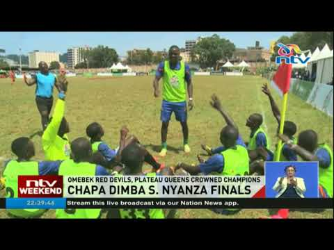 Omebek Red Devils, Plateau Queens crowned Champions