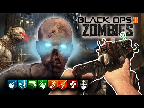 'BURIED' OLD SCHOOL ZOMBIES W/ VIEWERS! [SUB FOR A SHOUTOUT] - Black Ops 2 Zombies LIVE!