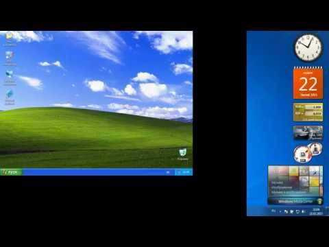 Восстановление доступа к учетной записи администратора Windows XP