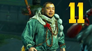 Ghost of Tsushima - Part 11 - THE GHOST AND THE DEMON SENSEI (Gameplay Walkthrough, Let's Play)