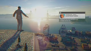Whistleblower (Suicide Privacy Invasion) Side Mission - Watch Dogs 2